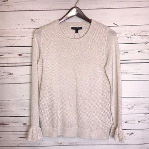 NWT banana republic crewneck pullover sweater